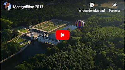 Vidéo Montgolfière